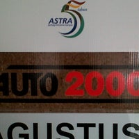 Photo taken at AUTO2000 by Muhammad R. on 8/29/2012