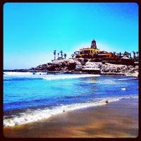 Photo taken at Cerritos Beach Club & Surf by Alexoli on 4/8/2012