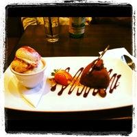 Photo taken at Guylian Chocolate Café by Viviane L. on 6/9/2012