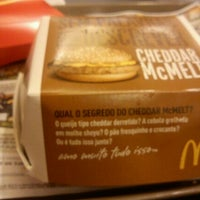 Photo taken at McDonald's by Cintia B. on 4/16/2012
