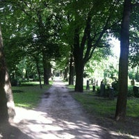Photo taken at Georgen-Parochial Friedhof II by Marcus B. on 7/9/2012
