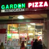 Photo taken at Garden Pizza by Michael C. on 3/14/2012