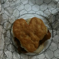 Photo taken at Chick-fil-A by Frank S. on 2/14/2012