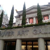 Photo taken at Vancouver Art Gallery by Simon J. on 9/10/2012