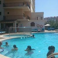 Photo taken at Hotel Prince Park, Benidorm by Cristina N. on 8/24/2012