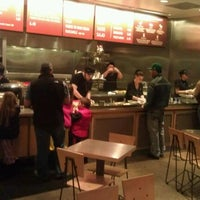 Photo taken at Chipotle Mexican Grill by Jake S. on 3/4/2012