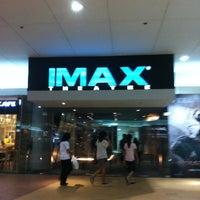 Photo taken at IMAX Theatre by Karen Anne Michelle C. on 3/13/2012