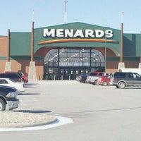 Photo taken at Menards by Marc B. on 2/12/2012