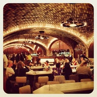 Photo taken at Grand Central Oyster Bar by Michael S. on 4/7/2012