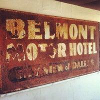 Photo taken at Belmont Hotel by Jennifer D. on 8/17/2012