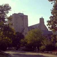 Photo taken at Indiana Memorial Union by Clarky on 8/2/2012