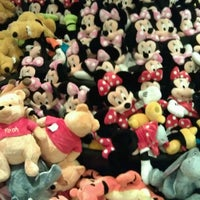Photo taken at Disney Store by Rich T. on 6/19/2012