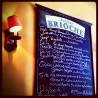 Photo taken at Bonjour Brioche by Nicola P. on 7/15/2012