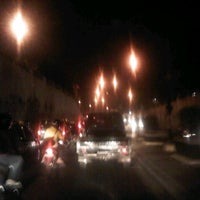 Photo taken at Underpass Pasar Gembrong by Ben N. on 9/7/2012