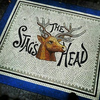 Photo taken at The Stag's Head by Julentxo on 7/25/2012