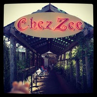 Photo taken at Chez Zee by Ian of D. on 7/30/2012
