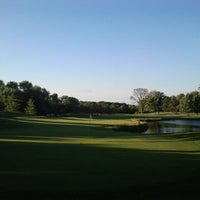 Photo taken at Cantigny Golf Course & Clubhouse by Rich K. on 6/25/2012