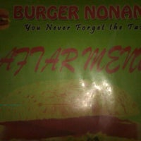 Photo taken at Burger No Name by Andy H. on 4/4/2012