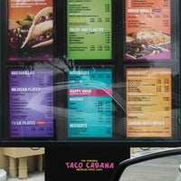 Photo taken at Taco Cabana by Barbie O. on 9/13/2012