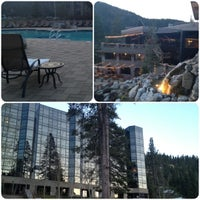 Photo taken at Resort at Squaw Creek by Hanh H. on 5/12/2012