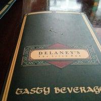 Photo taken at Delaney's by Matt E. on 6/10/2012