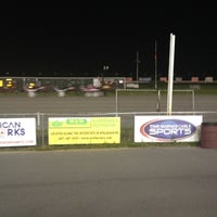 Photo taken at Vernon Downs Harness Track by Tom A. on 6/22/2012