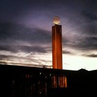 Photo taken at Von KleinSmid Center (VKC) by Angel H. on 1/27/2012