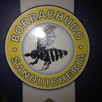 Photo taken at Borrachudo Sanduicheria by Raphaela G. on 1/30/2012