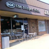 Photo taken at BGR - The Burger Joint by Ching Y. on 5/31/2011