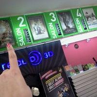 Photo taken at Cinemaximum by Jaan on 11/22/2011