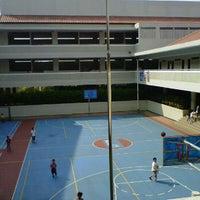 Photo taken at Strada Nawar School by Edwin G. on 6/11/2011