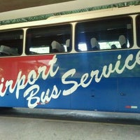 Photo taken at Airport Bus Service by Alexandre O. on 9/14/2011