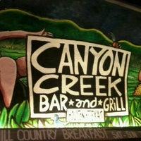 Photo taken at Canyon Creek by Randy T. on 10/29/2011