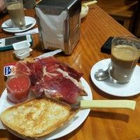 Photo taken at Bar El Bocaito by Alejandro D. on 12/16/2011