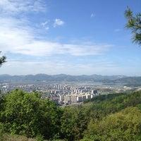 Photo taken at 후곡산 느티나무 쉼터 by sesajoon on 5/2/2012