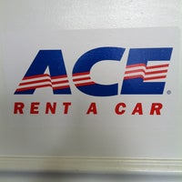 Photo taken at Ace Rent A Car by Hanna I. on 8/20/2011