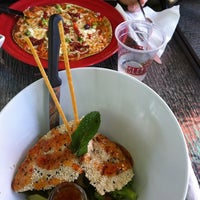 Photo taken at Restaurant LA TOQUADE by Caroline G. on 6/8/2012