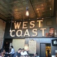 Photo taken at West Coast Tavern by Thomas W. on 7/21/2012