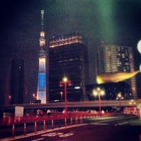 Photo taken at リバーピア吾妻橋 by Irma, Miho ゐ. on 6/22/2012