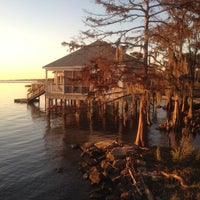 Photo taken at Fontainebleau State Park by Robert T. on 11/23/2011