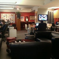 Photo taken at MoJo Coworking by Sarah B. on 12/22/2011