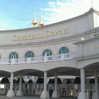 Photo taken at Churchill Downs by Adam N. on 12/2/2011