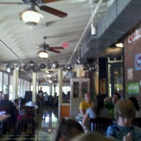Photo taken at Lucille's Smokehouse Bar-B-Que by DWAYNE S. on 10/21/2011