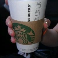 Photo taken at Starbucks by April M. on 1/14/2012