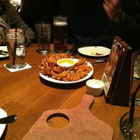 Photo taken at Outback Steakhouse by Beth R. on 11/17/2011