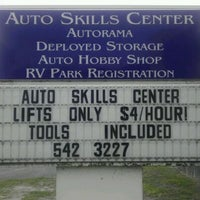 Photo taken at MWR Auto Skills Center by Christopher C. on 10/8/2011
