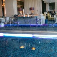 Photo taken at Boca Beach Club, A Waldorf Astoria Resort by Monika G. on 12/13/2011