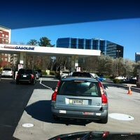 Photo taken at Costco Gasoline by Andrew N. on 3/10/2012