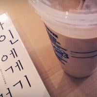 Photo taken at EDIYA COFFEE by szz on 11/22/2011