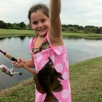 Photo taken at Rachel's Fishing Spot by Becky B. on 9/4/2011